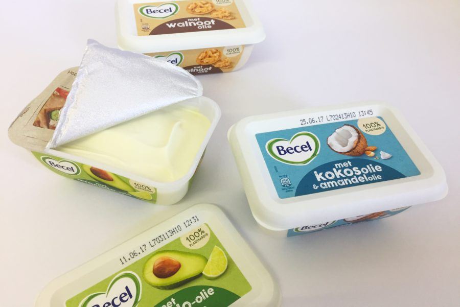 Becel, boter, margarine, plantaardig, unilever, wat is margarine