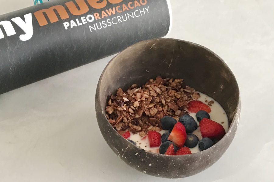 Paleo Raw Cacao Muesli, mymuesli