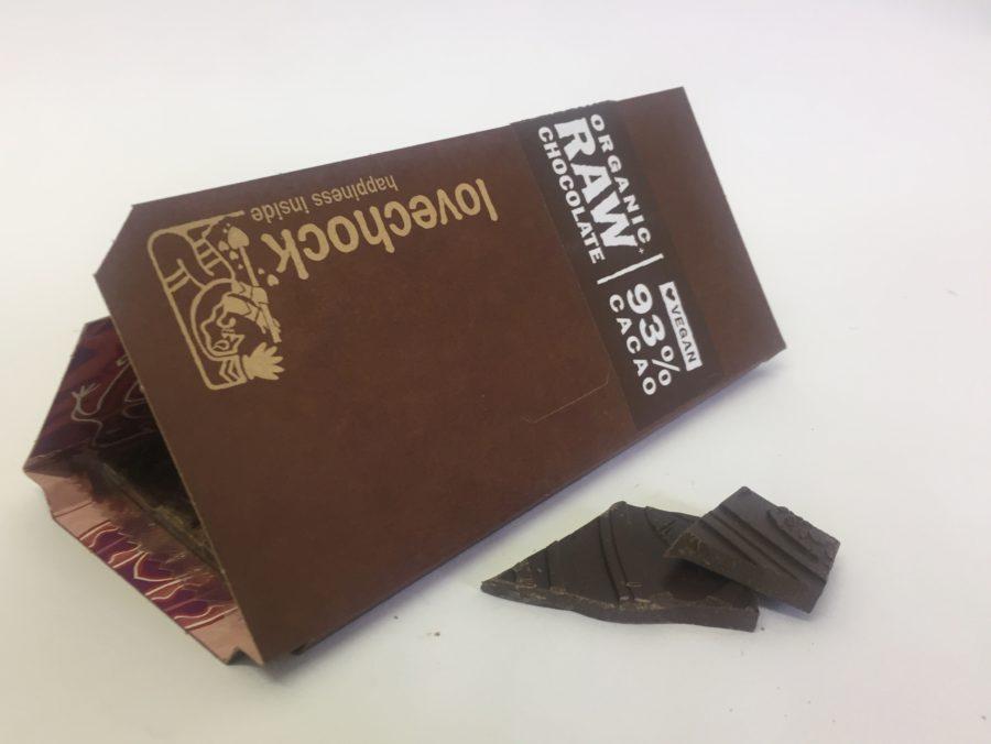 vegan chocolade test lovechock