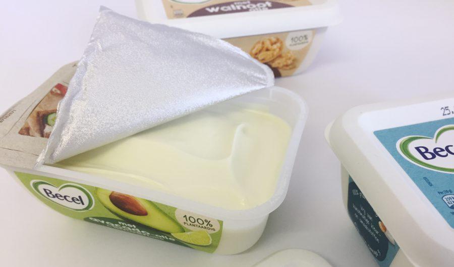 Becel kokosolie, walnootolie, avocadoolie