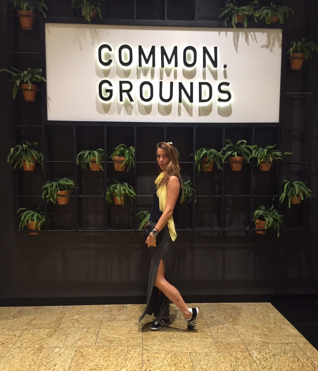 dubai tips, common grounds restaurant