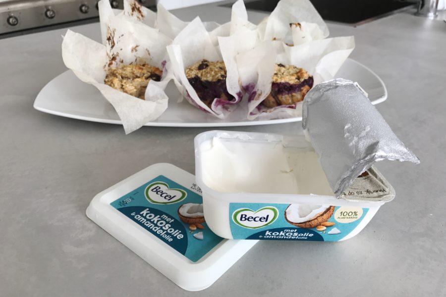 blueberry kokos muffins