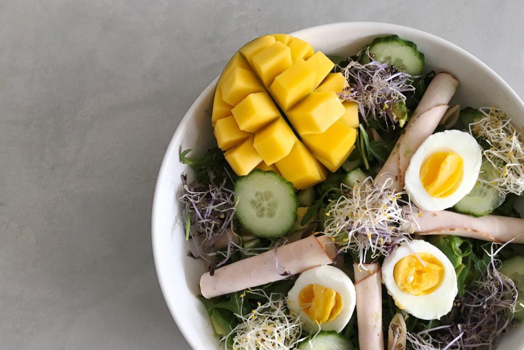 salade kiemen