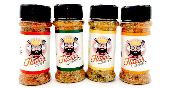 flavor king specerijen, kruiden