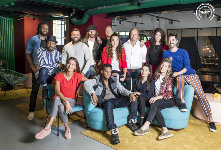 The Talent Project, rtl4 coaches, foto: