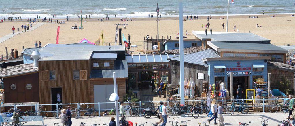 leuke beachclubs van scheveningen, hartbeach