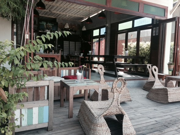 Healthy Koh Tao - pit stop cafe