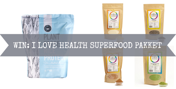 I LOVE HEALTH SUPERFOOD PAKKET