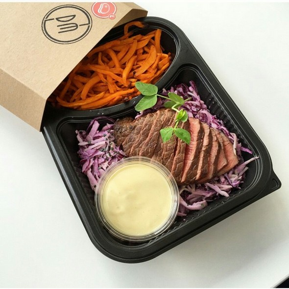 eetdagboek Hannah Vreugdenhil - doormeal steak
