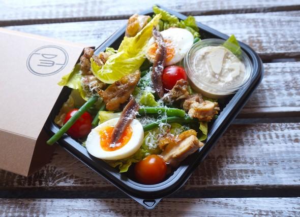 eetdagboek Hannah Vreugdenhil salade doormeal