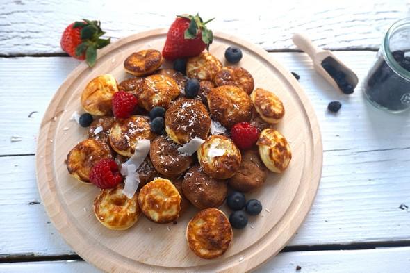 eetdagboek Hannah Vreugdenhil ontbijt poffertjes