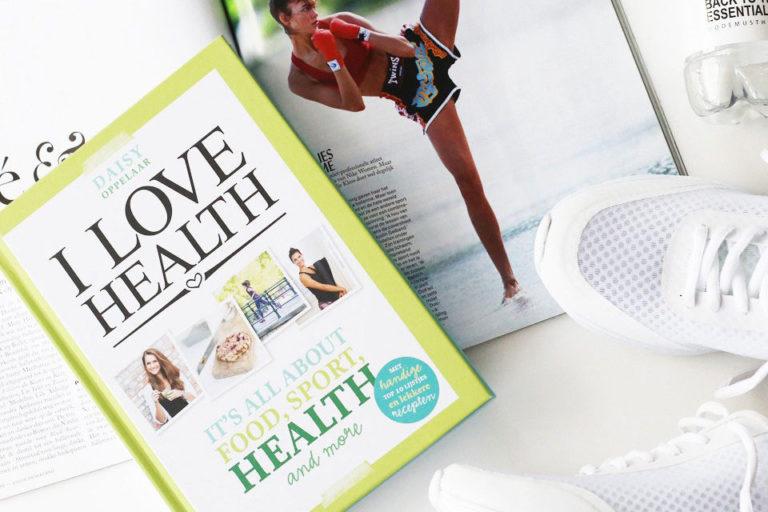 I love health boek, winactie