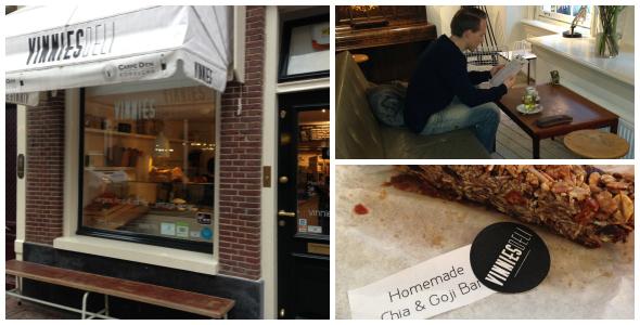 Vinnies Deli, Amsterdam