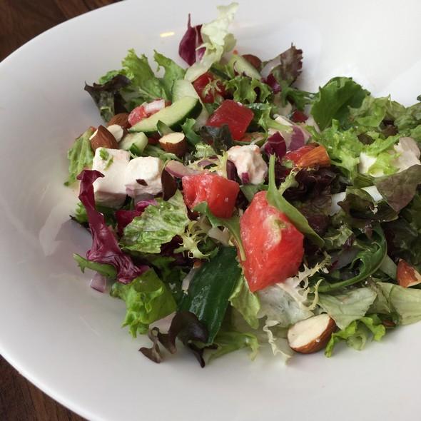 watermeloen salade, proeflokaal Bregje