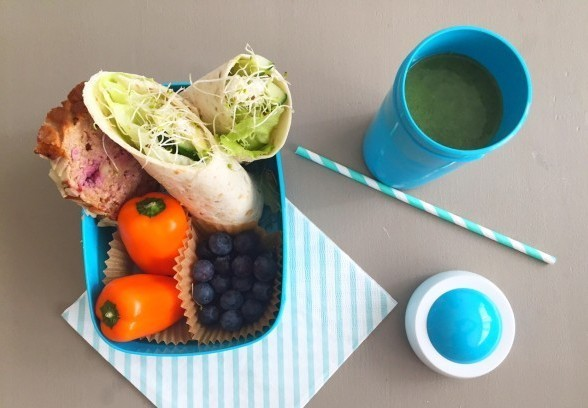 albert heijn gezonde lunchtrommel