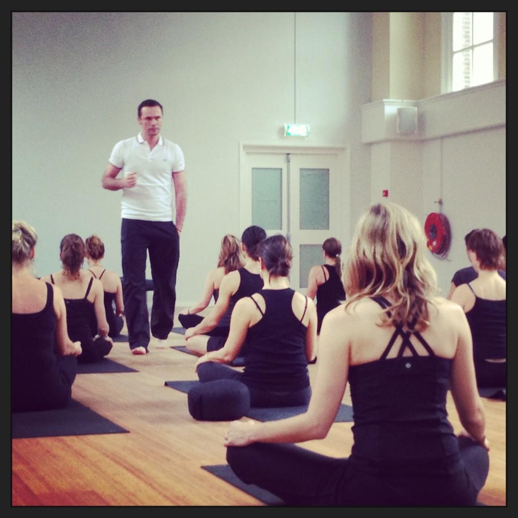 De Nieuwe Yoga School