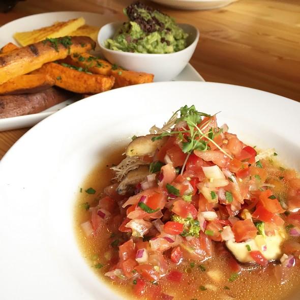 londen healthy food tips wild food cafe