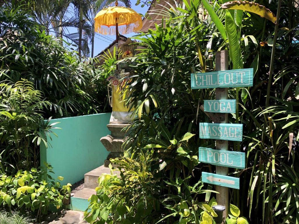 the chillhouse i love health retreat Bali september 2018