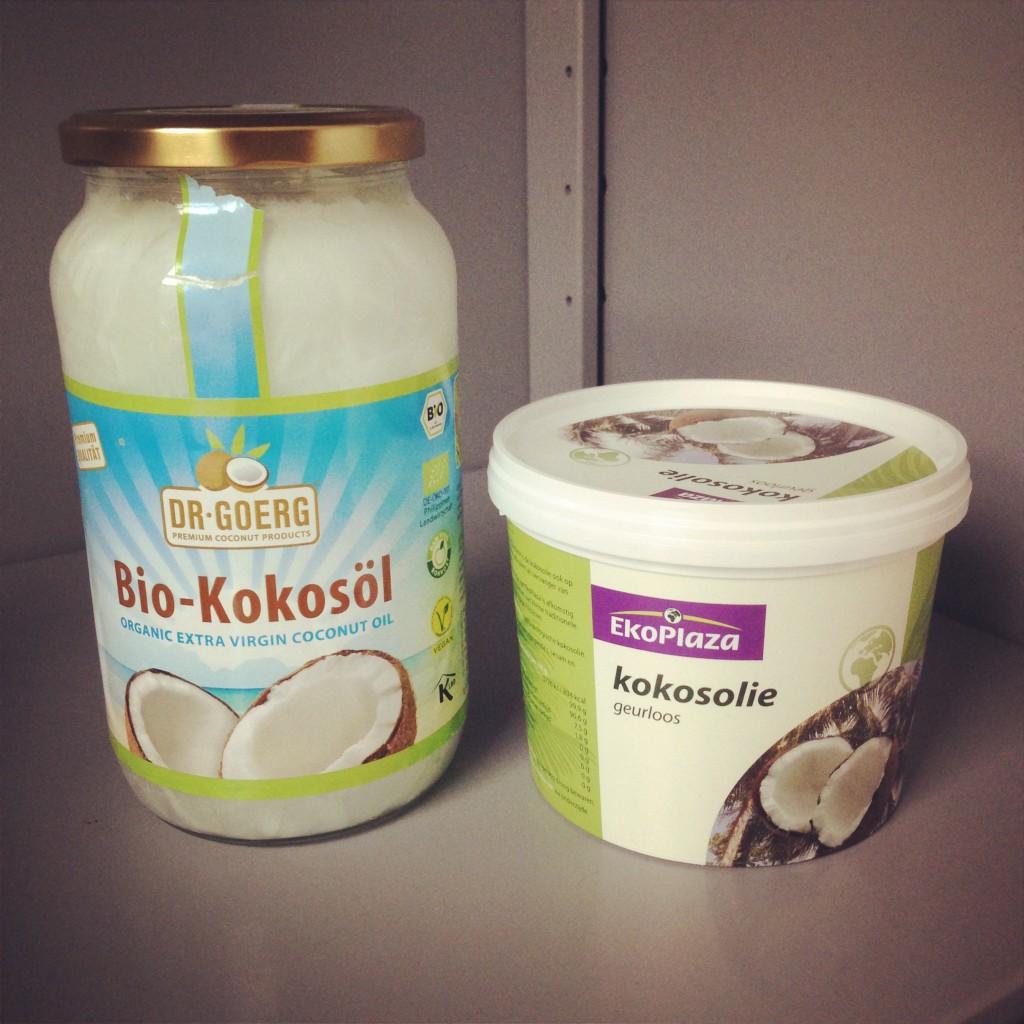 Kokosolie Dr. Goerg en Ekoplaza