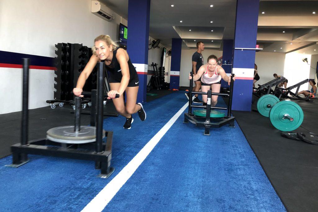 f45 seminyak, i love health retreat Bali september 2018