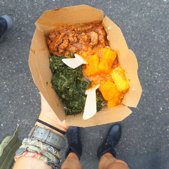 londen healthy food tips, borough market, ethiopisch food