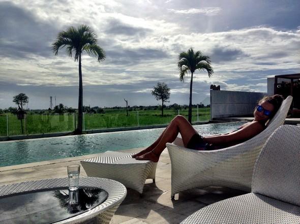 villa ontspannen relax bali