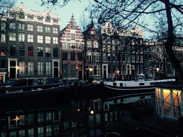 Amsterdam grachten hardlopen