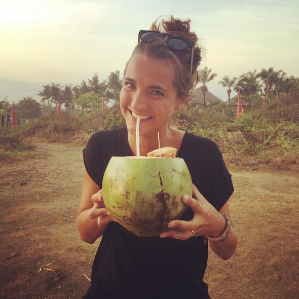 kokosnoot bali daisy
