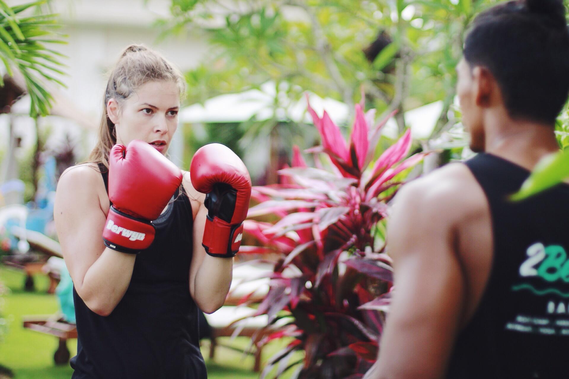personal training i love health retreat