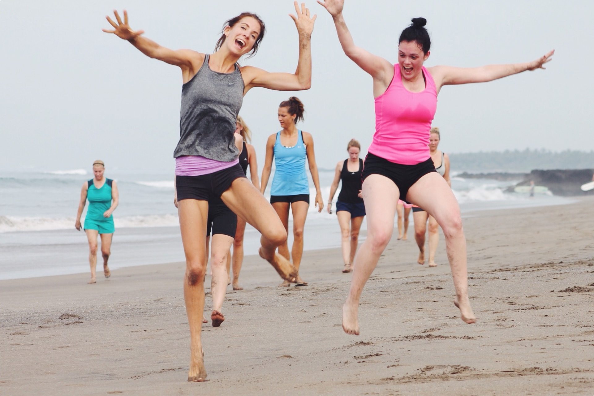 bootcamp i love health retreat strand