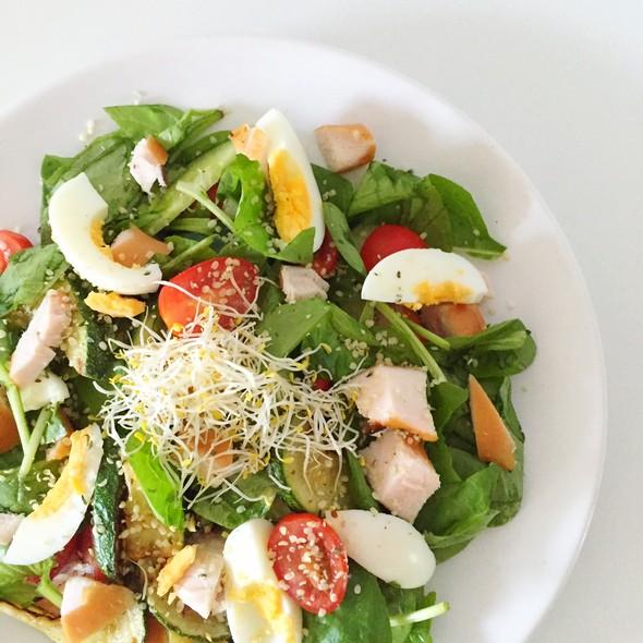 proteine salade