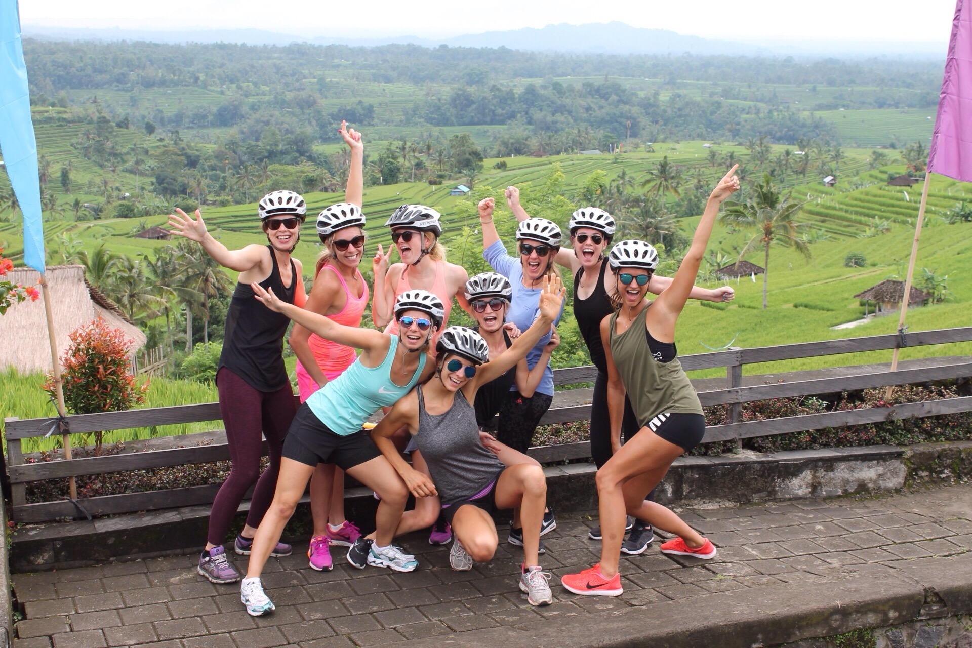mountainbike tour i love health retreat bali, bali bike park