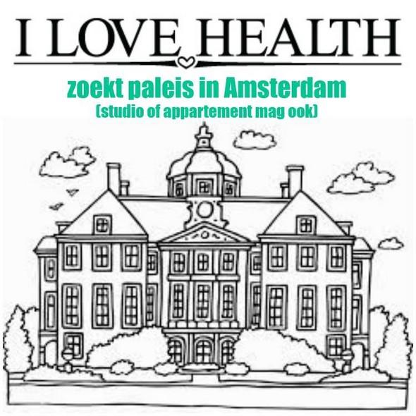 op zoek naar een huisje in Amsterdam