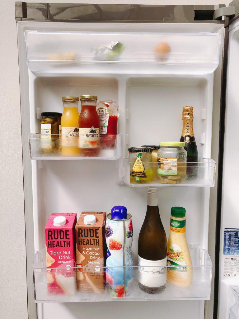 kijkje in de koelkast, kantoor