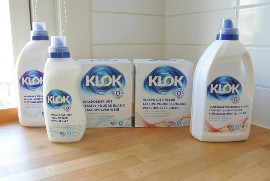 klok, wasmiddel, gratis wassen