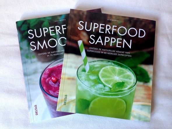 superfood sappen & superfood recepten kookboek