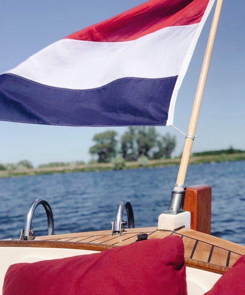lindelotte, boot, varen