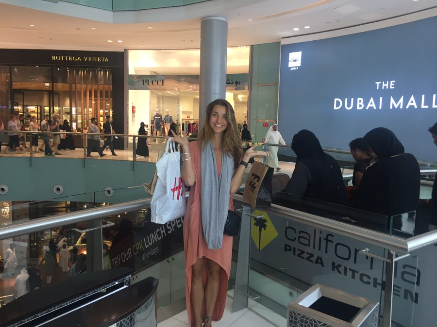 Dubai tips, the dubai mall
