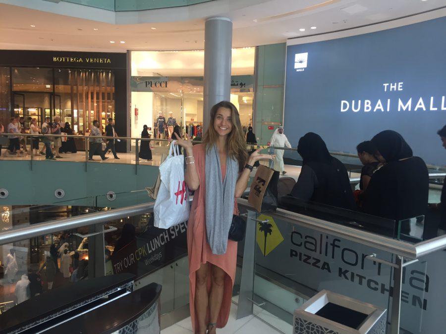 Dubai tips, the dubai mall