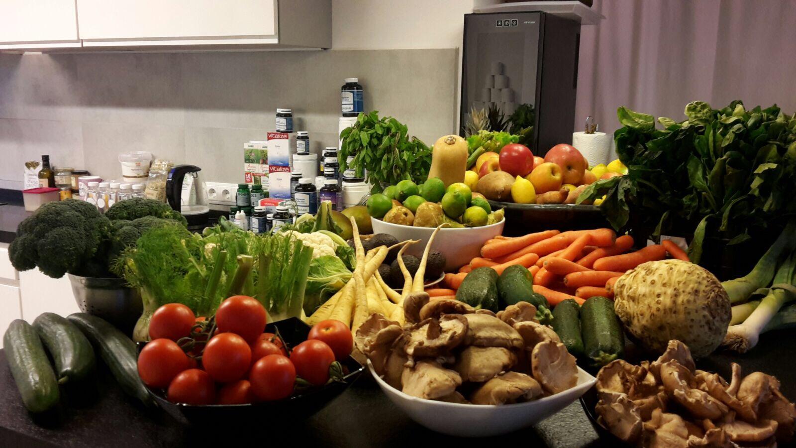 i love health detox retreat ibiza, groenten