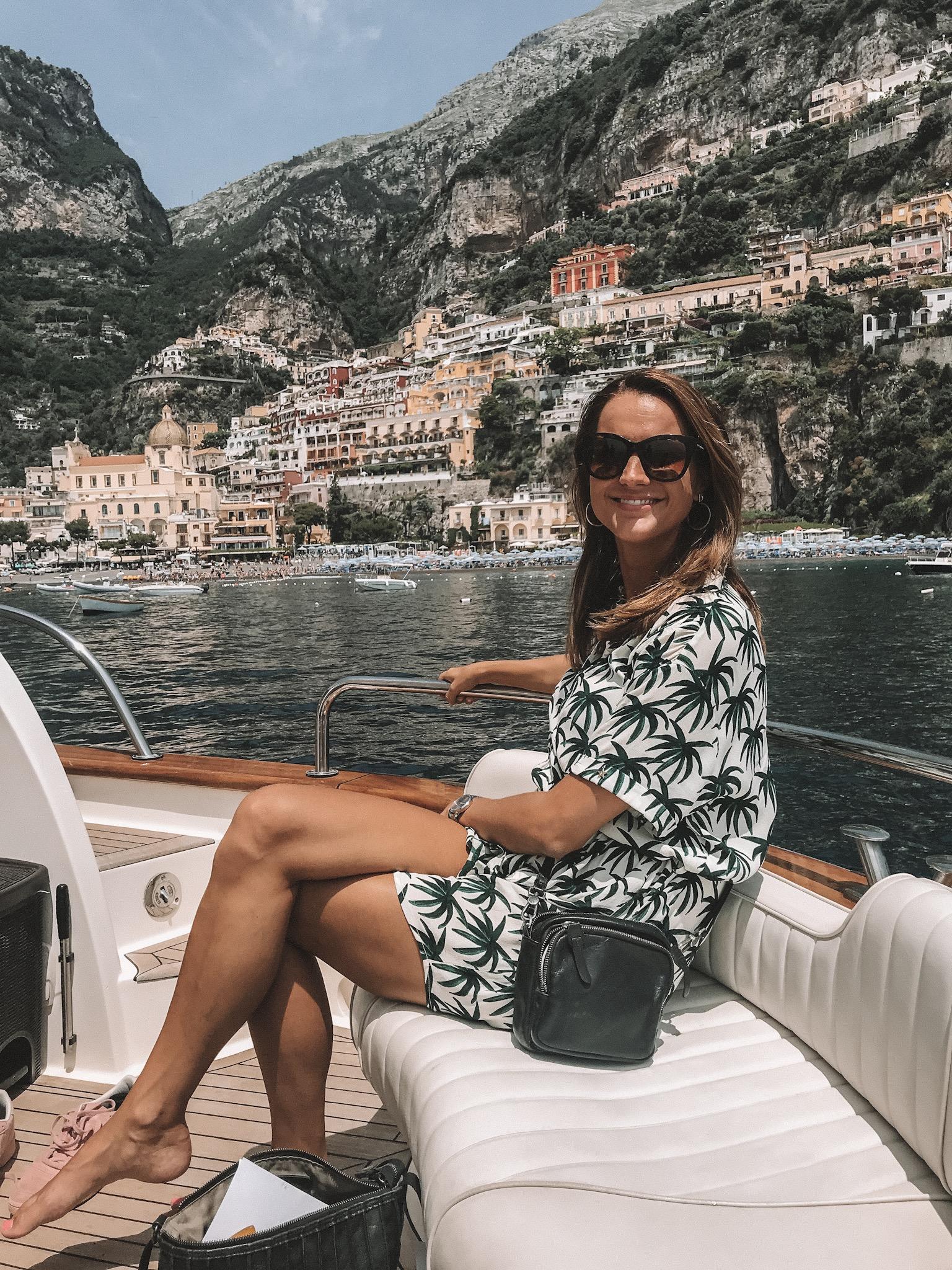 amalfi coast, italie, daisy
