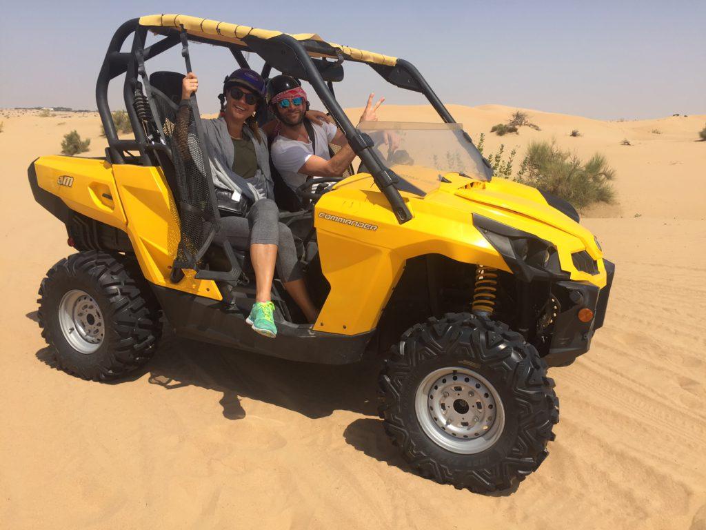 dubai tips, woestijn safari, desert safari, buggy