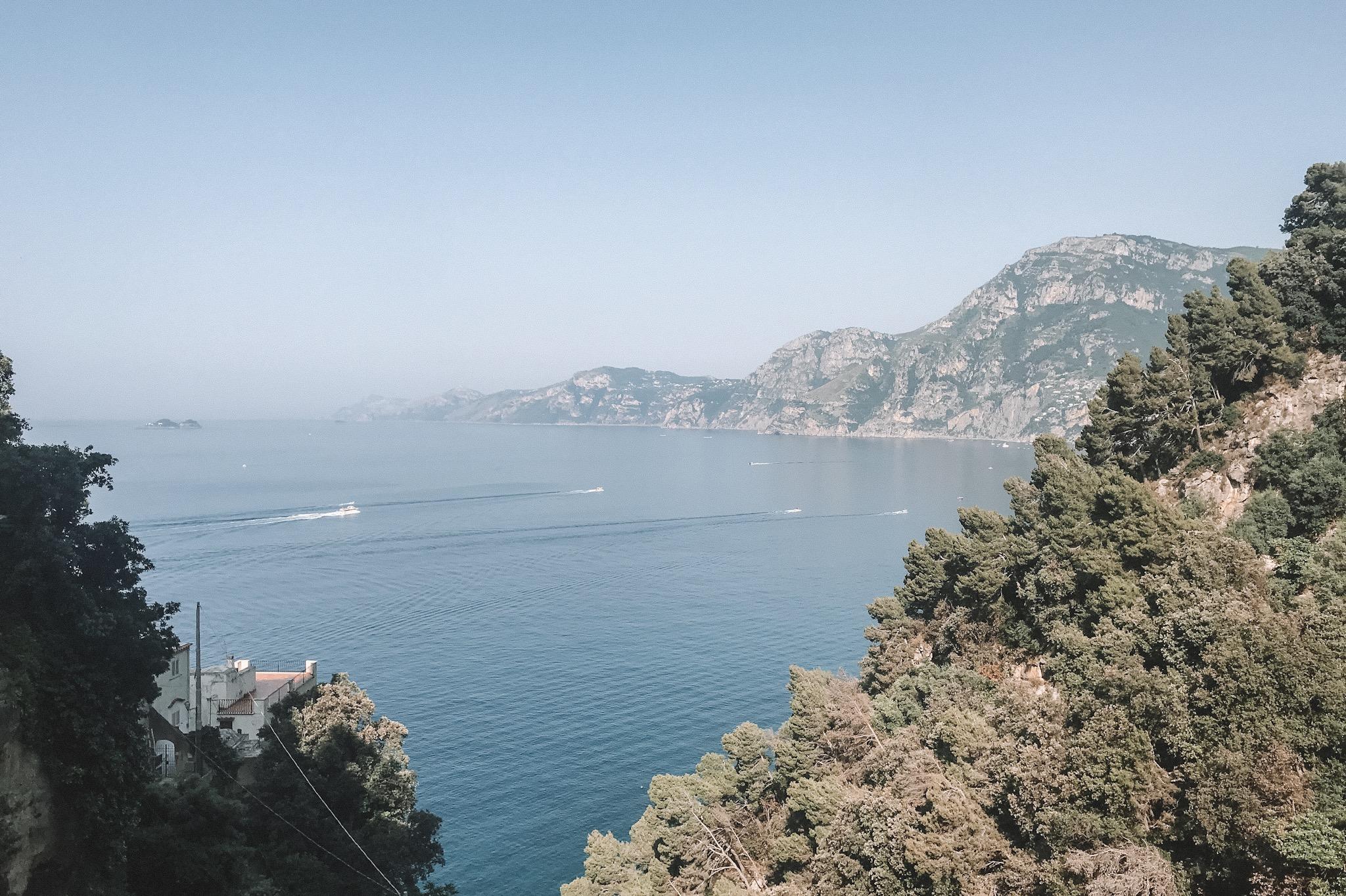 amalfi coast, italie