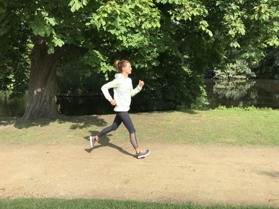 daisy, arla biologisch, hardlopen