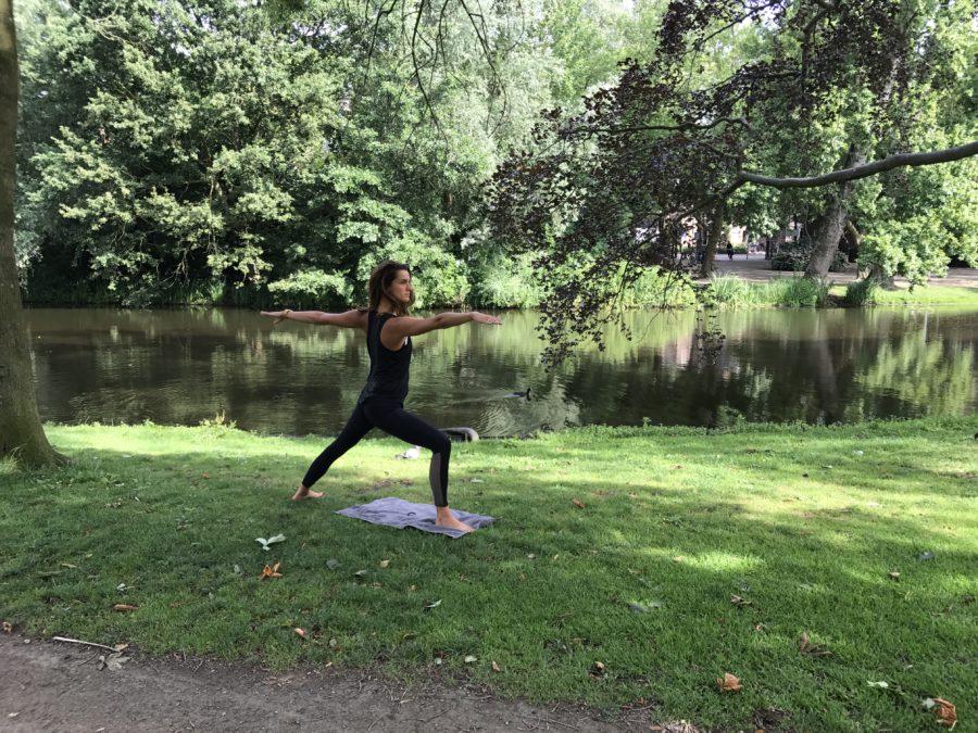 daisy, arla biologisch, yoga
