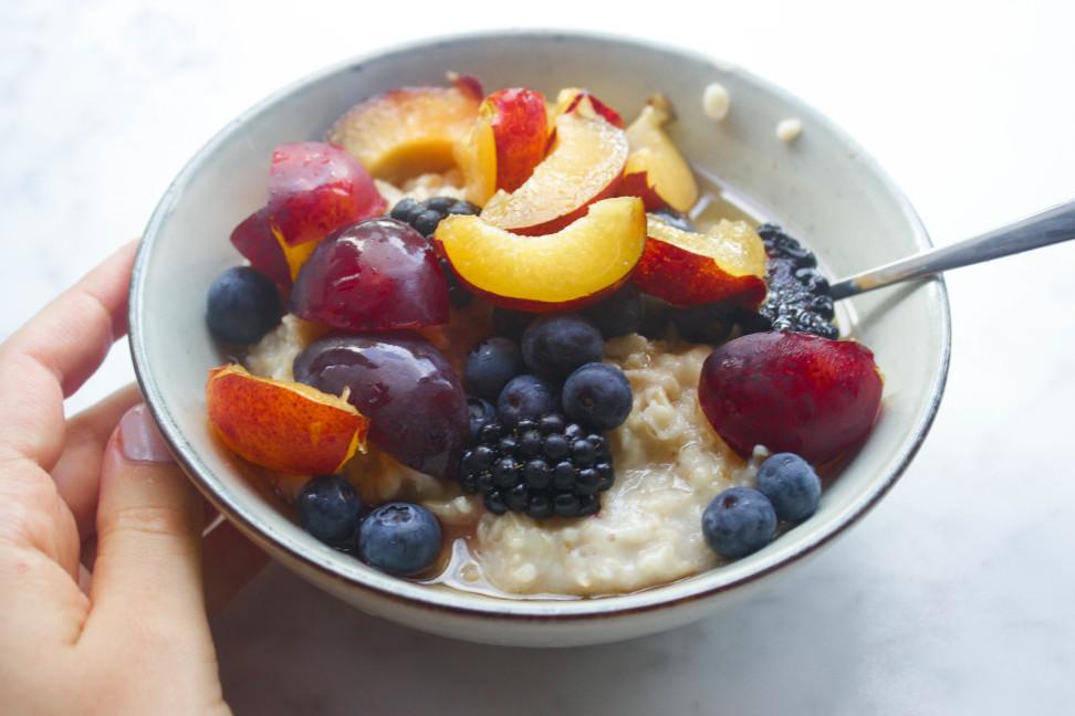 snelle oatmeal