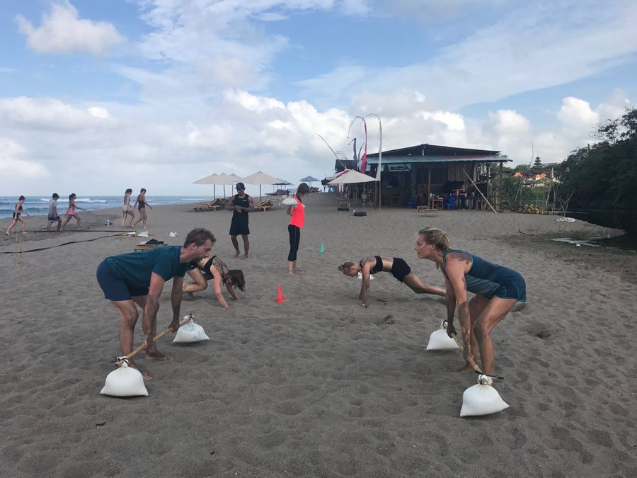i love health retreat bali, najaar 2017, bootcamp