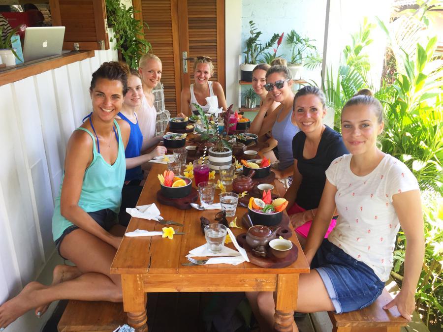 I Love Health Retreat Bali 2-9 oktober 2016