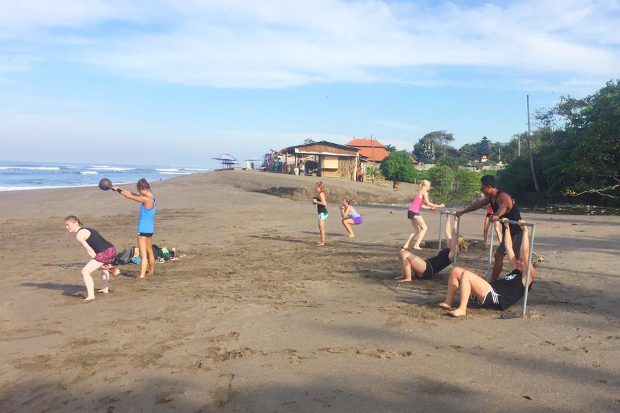 I Love Health Retreat Bali 2-9 oktober 2016, bootcamp