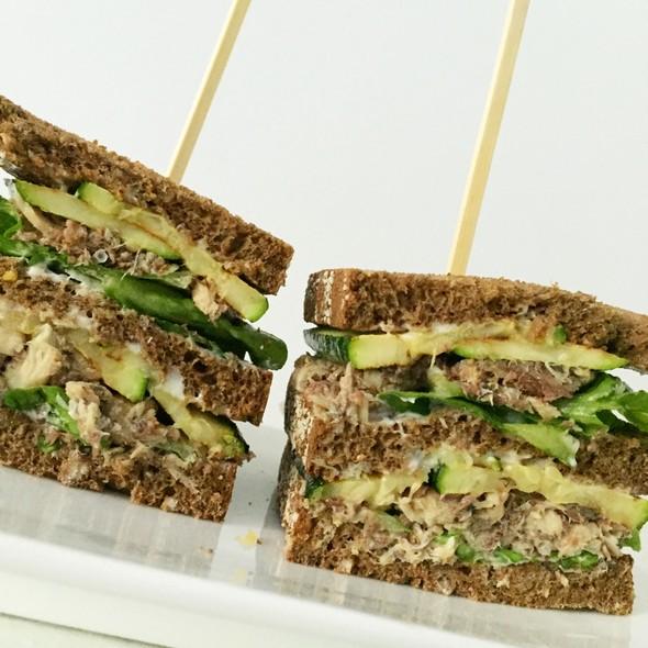 swatch club sandwich sardines